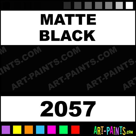 matte black exterior acrylic paints 2057 matte black paint matte black color artistic