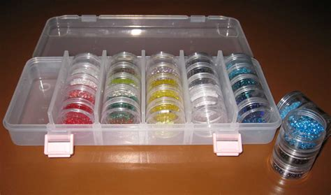 bead organizers the zen of bead organization think crafts by createforless