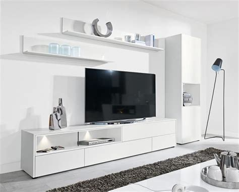 modern wall storage modern wall storage system in matt white tv unit