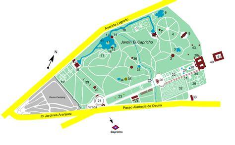 jardin el capricho abc 180 s viajo parque capricho madrid