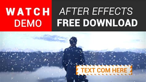 templates after effects free youtube after effects projects free download after effects