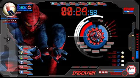 download spiderman themes for pc spider man windows 7 theme 2012 mozdec youtube
