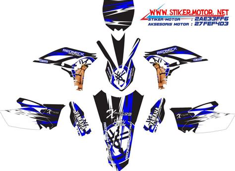 Striping Modifikasi Yamaha Yz 85 striping motor custom design stikermotor net part 5
