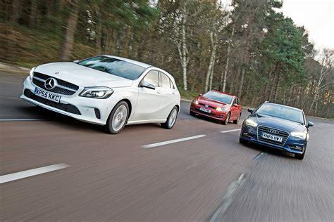 Is Audi Volkswagen by Mercedes A 200 Vs Audi A3 Vs Volkswagen Golf Pictures