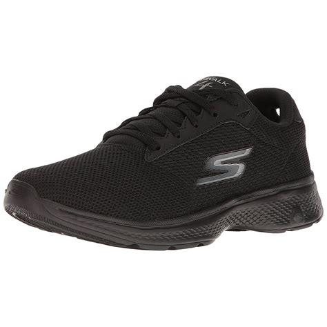 Skechers Go Walk4 skechers go walk 4 lace up mens walking shoes sweatband