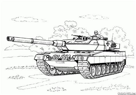 Disegni Da Colorare Carro Armato Tedesco Tanks Coloring Pages Croke