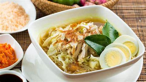 makanan khas indonesia  mendunia wisatabarucom