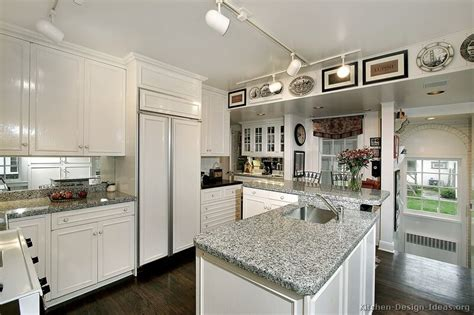 Pictures Of Kitchens Traditional White Kitchen Traditional White Kitchen Cabinets