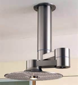 kitchen island vent hoods homeier island with 360 176 swivel arm