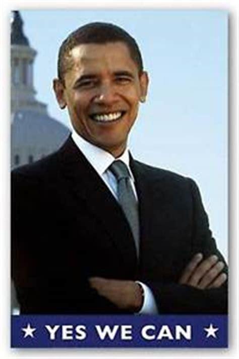 yes we can biography barack obama summary president art print yes we can barack obama ebay