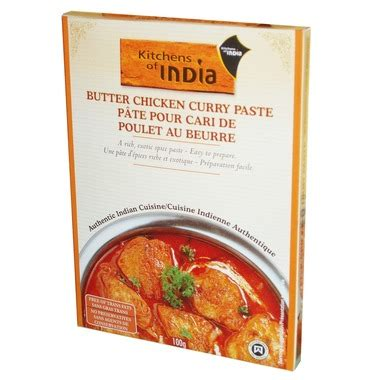 Kitchens Of India Paste by Buy Kitchens Of India Butter Chicken Curry Paste At Well