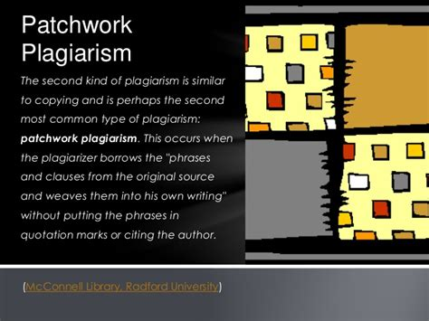 Patchwork Plagiarism - scientific publications and peer review ethics