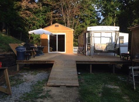 How To Make A Shed A Home by 384 Sq Ft Shed Converted Into Tiny Home For 11k