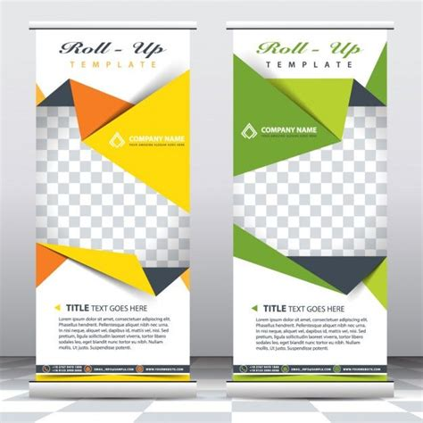 templates para banners gratis 23 best template roll up banner images on pinterest