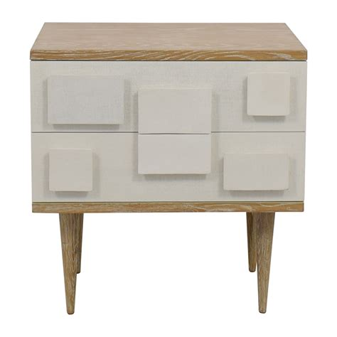 2 drawer end table 84 off bungalow 5 bungalow 5 ponti two drawer side