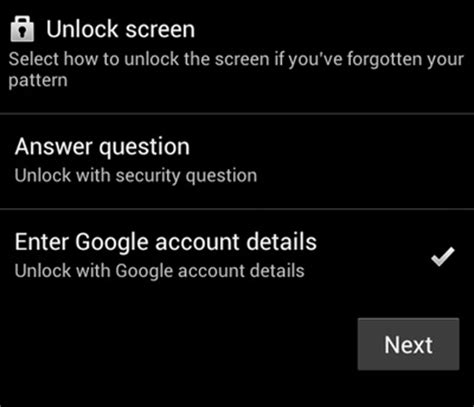 how to unlock android phone pattern lock how to unlock android phone if you forgot the password or