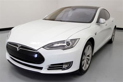 Tesla Model S 85 Kwh 2014 Tesla Model S 85 Kwh Battery Autopilot
