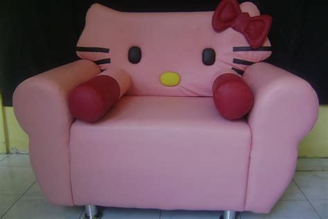 Sofa Bed Karakter Semarang jual sofa karakter hello pink harga murah semarang