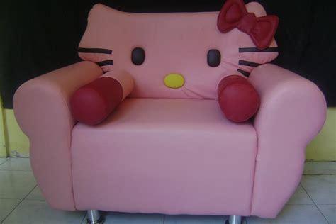 Supplier Sofa Bed Karakter jual sofa karakter hello pink harga murah semarang