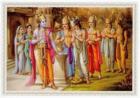 yudhisthira biography in hindi lord krishna and his dear devotees the pandavas