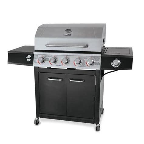 Backyard Grill Fresno Backyard Grill Fresno 5 Burner Lp Gas Grill Walmart Ca