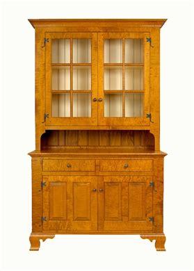 pennsylvania dutch cupboard benners woodworking