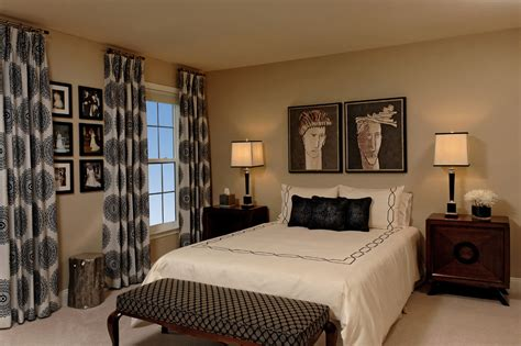 Bedroom Curtain Rods by Best Curtain Ideas For Bedroom With Modern Style 682