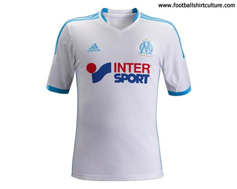 marseille kits 2013 2014 home away shirts official olympique marseille 13 14 adidas home football shirt 13