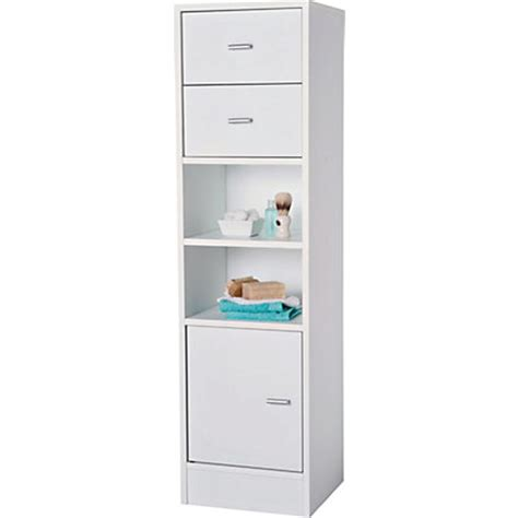homebase bathroom storage units ladder storage unit
