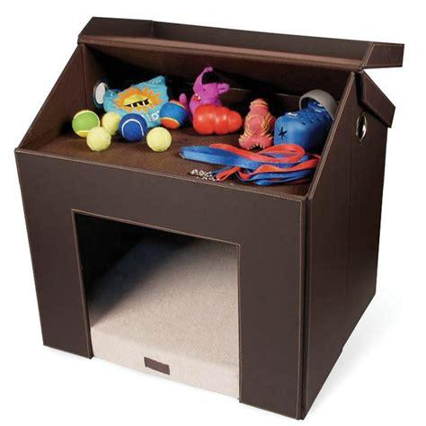 dog house toy folding dog house with toy storage things i want pinterest