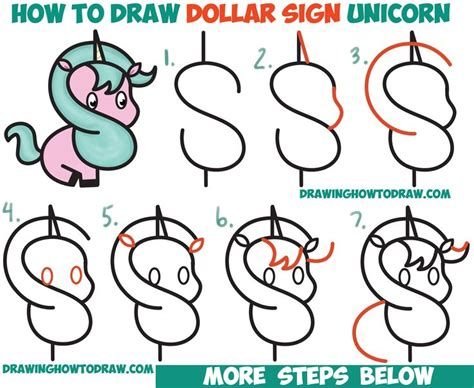 how to draw a doodle unicorn 20 best ideas about on