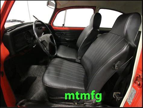 vw beetle seats 1970 volkswagen beetle front seat covers 1970 1972 sedan or