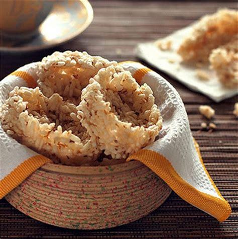 Kerupuk Jengkol Kg By Snack Ku resep dan cara membuat rengginang gurih dan lezat khas