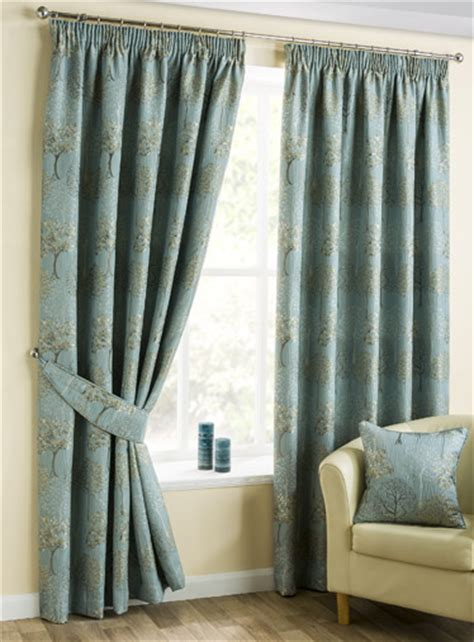 luxury drapes ready made arden duckegg pencil pleat luxury ready made curtains