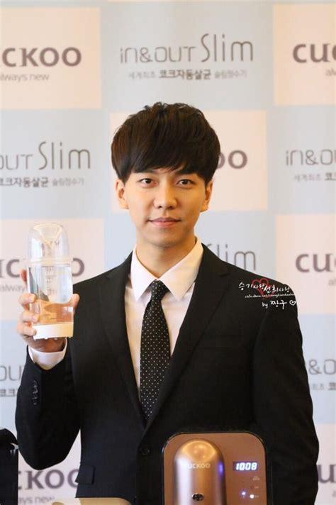 lee seung gi cuckoo 2015 05 20 lee seung gi cuckoo cf event hq fanpics 1