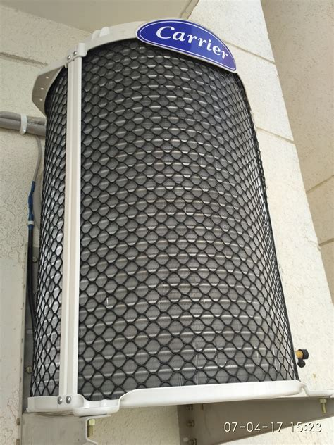 Ac Fan Split my lil web adobe carrier cyclojet air conditioner review