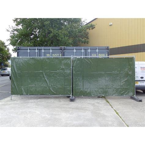 Green Trellis Fencing Fence Tarp 140gsm Tarpaulin Pvc Tarpaulin Uk
