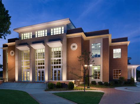 Mba Summer C Nashville Tn by Emc Structural Engineers P C Montgomery Bell Academy