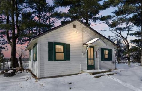 Cabins In Minnesota For Sale by 520 Sq Ft Cushing Cabin In Minnesota