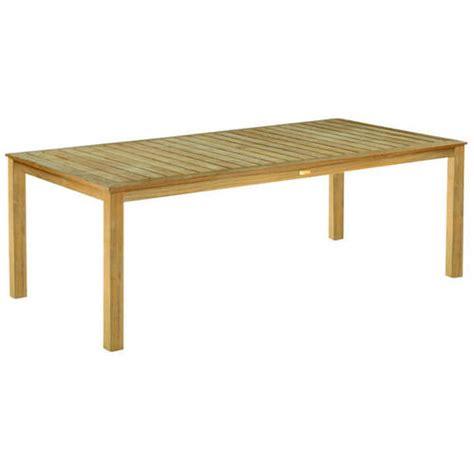 wainscott square outdoor dining teak table kingsley bate wainscott 72 quot rectangular teak outdoor dining table