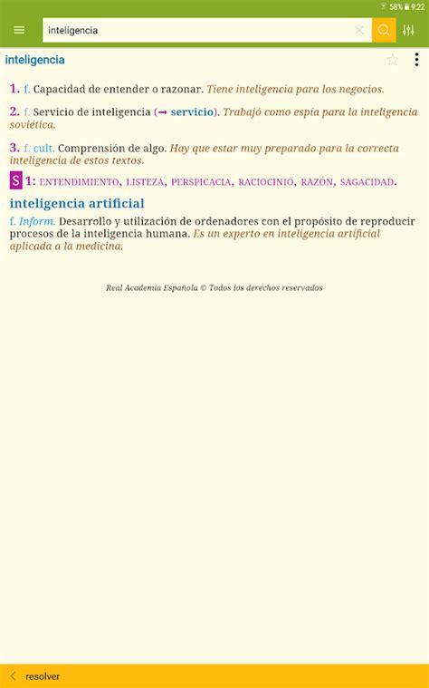 diccionario fraseologico documentado del 8429476741 diccionario del estudiante aplicaciones de android en google play