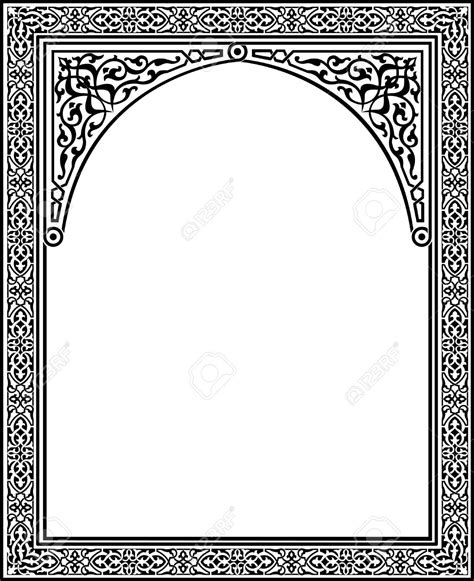 islamic pattern border simple islamic art patterns google search calligraphy