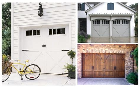 Garage Door Update 21 Low Cost Ways To Up Your Homes Curb Appeal This