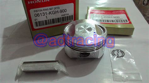 Blok Buring Honda Sonic Original adtracing spare parts motor cbu dan part racing drag bike roadrace spare part sonic 125 cbu