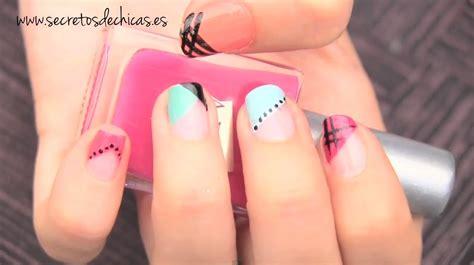 imagenes para pintar las uñas diferentes pintados de u 241 as f 225 ciles youtube