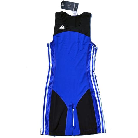 Singklet Adidas 1 adidas singlet blue black with stripes only