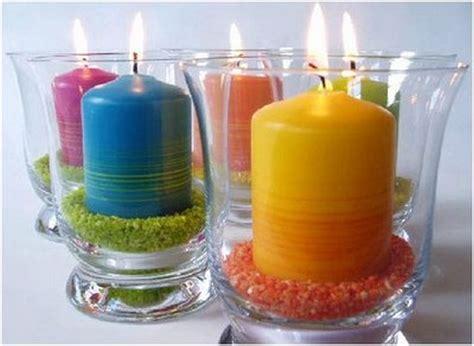 decoracion de verano  velas