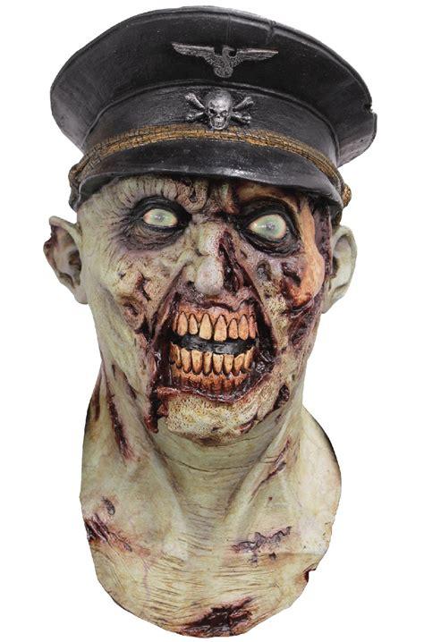 heer zombie adult mask purecostumescom