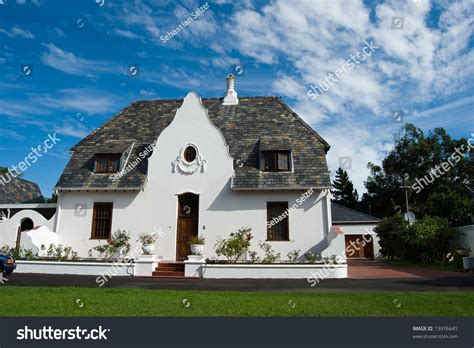download free south african house music old cape dutch style house commonly stock photo 13976641 shutterstock