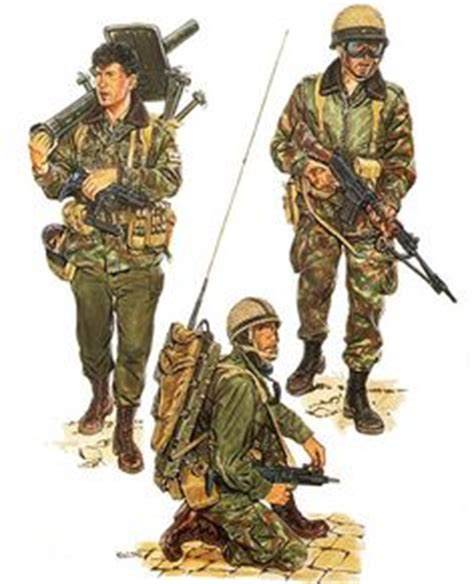 hutte préhistoire recon paratrooper sayeret tzanhanim 1985 sniper ya ma